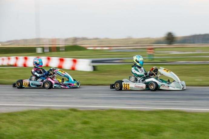 Lietuvos BMW kartingo čempionatas: nauja trasa, nauji iššūkiai ir aiškėjantys čempionato favoritai
