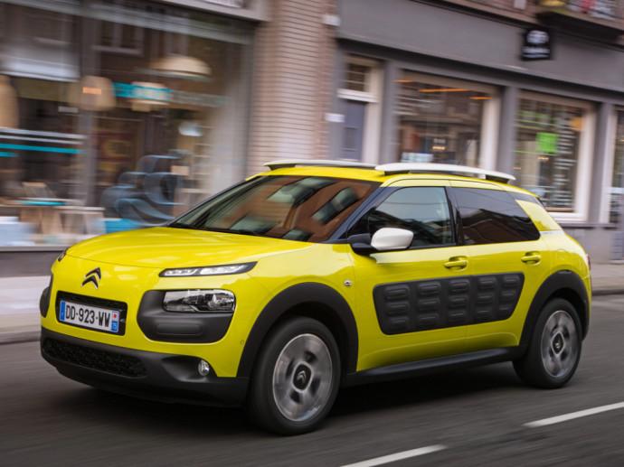 """Naudotas """"Citroën C4 Cactus"""": Stilingas ir išskirtinis, bet turintis savų ydų"""