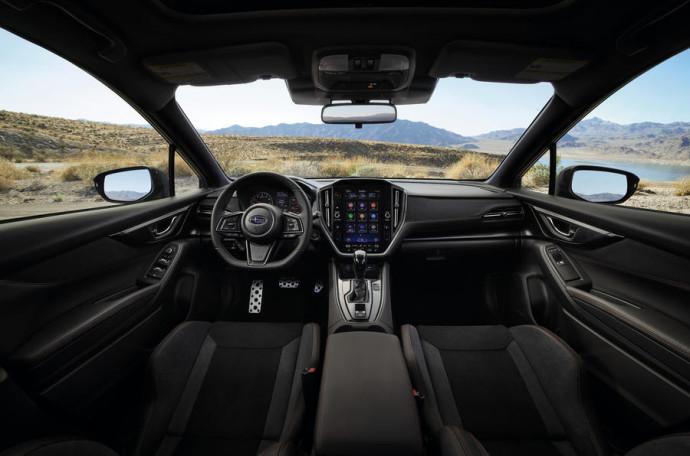 """Naujos kartos """"Subaru WRX"""" sieks nustebinti nauju dizainu ir technologijomis"""