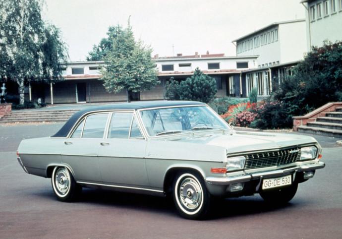 Opel Diplomat (A)