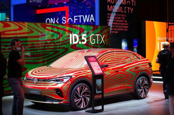 """Susisiekimo ministras parodoje """"IAA Mobility 2021"""" susitiks su pasauliniais automobilių gamintojais"""