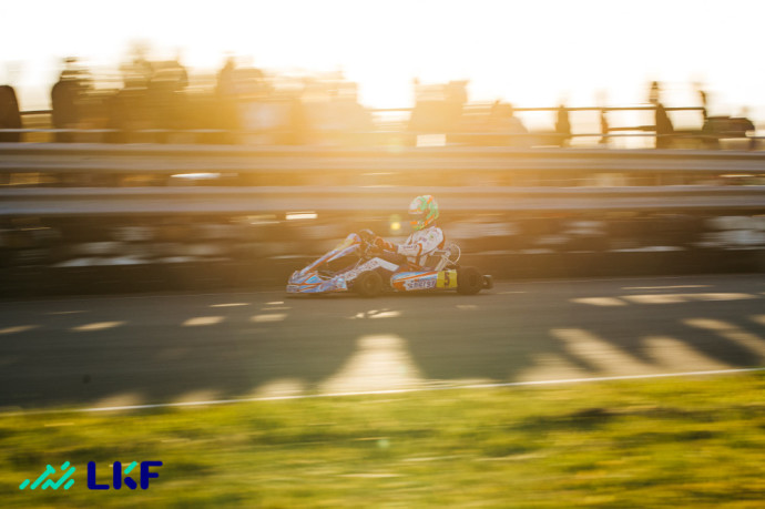Anykščiuose savaitgalį baigėsi 2021 metų BMW Lietuvos kartingo čempionatas