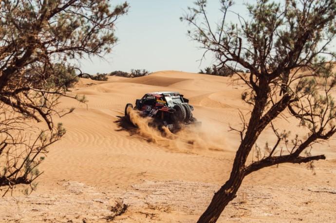 Pirmas rimtas greičio ruožas Maroke lietuviams nepraėjo be nuotykių