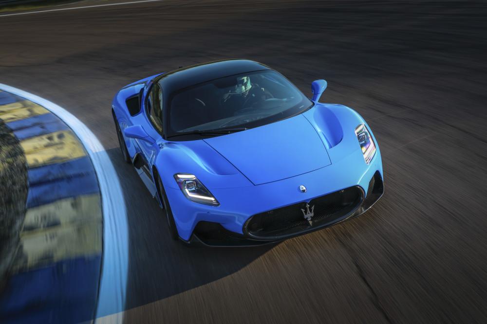 "100% ""Maserati"""